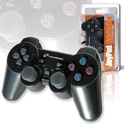 how to connect wireless ps2 controller to pc
